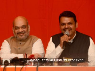 Amid deadlock with Shiv Sena, CM Devendra Fadnavis to head to Delhi to meet Amit Shah