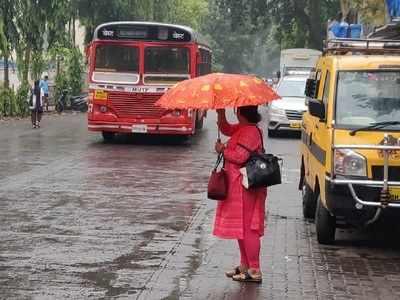 Mumbai Rains: December morning surprise brings weather change and light rains