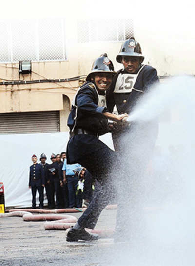 Fire Brigade raising army of volunteers as 1st line of defence
