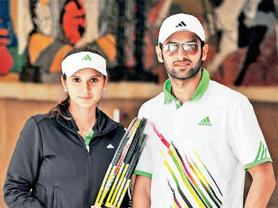 ICC Champions Trophy 2017: Sania Mirza to be seen at Oval stands for India vs Pakistan match, cameras will follow her