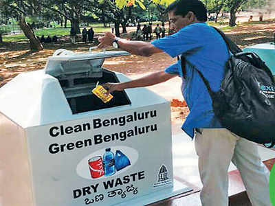 Scientific bins raise a stink; Mayor orders probe