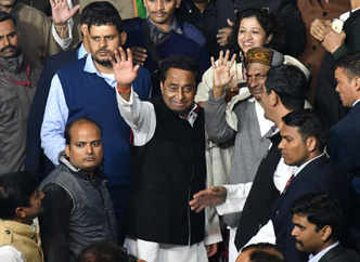 Kamal blooms in MP, suspense continues over CM pick in Rajasthan