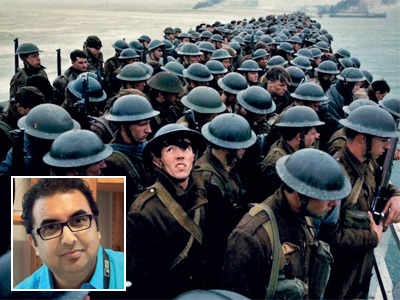 Shivendra Singh Dungarpur: Dunkirk will be screened the way Christopher Nolan intended it to be experienced