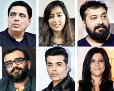 Karan Johar, Anurag Kashyap, Zoya Akhtar and Dibakar Banerjee to reunite for a project produced by Ronnie Screwvala and Ashi Dua