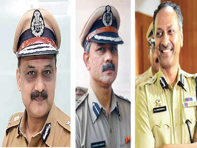 Thane Police chief Vivek Phansalkar, two other IPS officers transferred