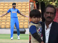 IND vs AUS T20: Indian pacer Khaleel Ahmed's parents share the hardships they face living in Tonk