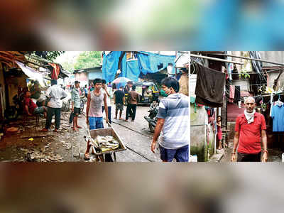 Juhu Koliwada is gradually coming back to life, nearly 40 per cent migrant workers have returned, but have to take up odd jobs