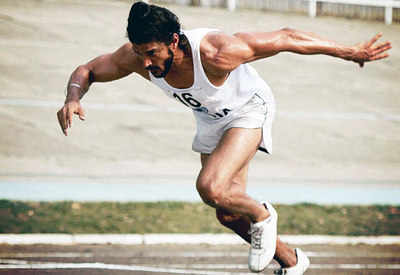Film review: Bhaag Milkha Bhaag