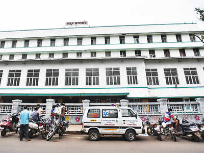 Tumult at Sassoon as oxygen supply to its patients interrupted