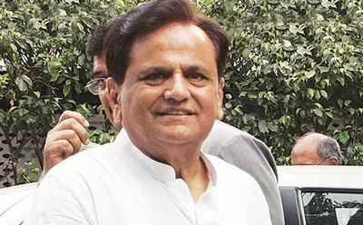 Gujarat Rajya Sabha election: Congress MLA cross-votes, close contest for Ahmed Patel