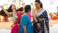 Video of Kajol and Tanishaa's fight at a Durga Puja pandal goes viral