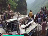 Himachal Pradesh: 44 dead after bus falls into River Tons