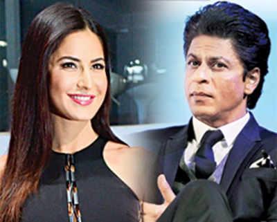 Katrina gets 'dwarf' SRK