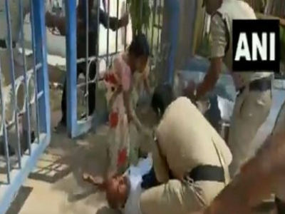 Telangana police to probe cop kicking father of teen girl who allegedly committed suicide