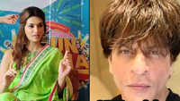Kriti Sanon clarifies Shah Rukh Khan's advice didn't help her in 'Arjun Patiala'