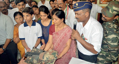 Mangaluru: 2 years on, soldier's kin wait for compensation