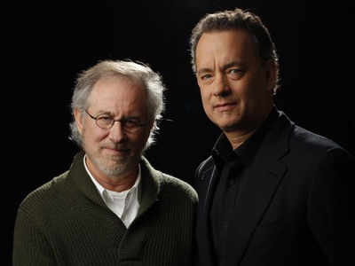 Steven Spielberg and Tom Hanks collaborate again