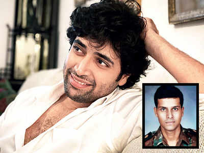 Adivi Sesh: Major Sandeep Unnikrishnan's mother told me she could see her son in me
