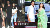 Days after announcing girlfriend's pregnancy Arjun Rampal bonds with daughters; Neetu Kapoor wants Ranbir Kapoor-Alia Bhatt to move-in together?, and more…