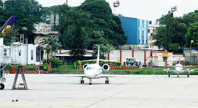HAL wants a full-fledged airport
