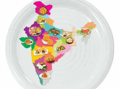 #MirrorGreenDot: India on my plate