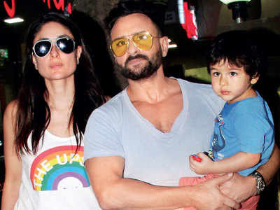 Kareena Kapoor Khan, Saif Ali Khan to watch India-Austria World Cup match at the Oval in London
