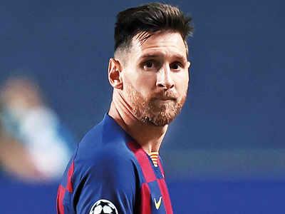 Messi dials Guardiola over reunion at Man City