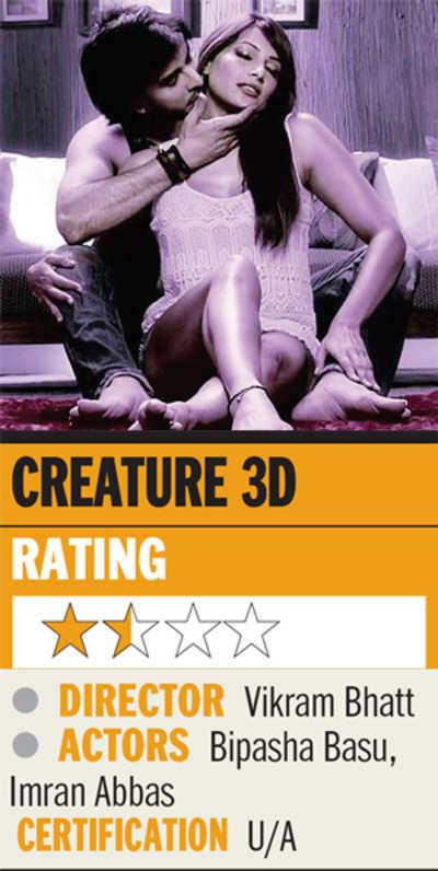 Film review: Creature 3D