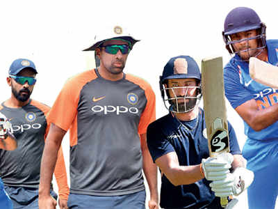 Cheteshwar Pujara, Ajinkya Rahane, Prithvi Shaw among others to play County before World Cup