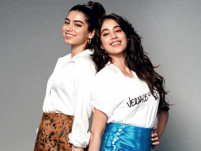 Tattoo talk with sisters Janhvi and Khushi Kapoor