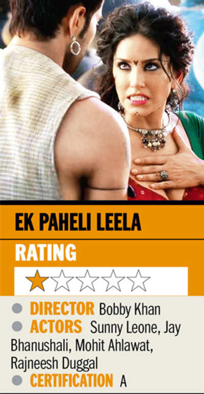 ​Film review: Ek Paheli Leela
