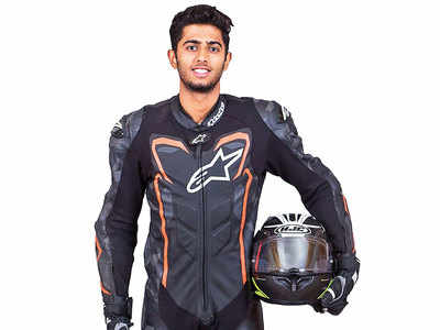 CITY BIKER RELISHES PODIUM FINISH AFTER DREAM RACE IN KARI