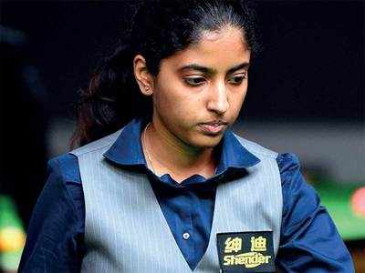 Varshaa soars with new break record