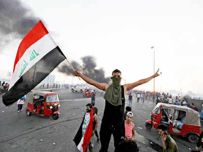 Iraq anti-government protests toll rises to 72