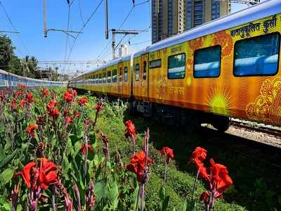 On IRCTC's Tejas Express between Mumbai and Ahmedabad, get compensation for train delays