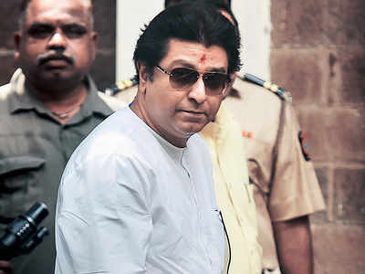 Raj Thackeray agrees to contest polls 'to stay relevant'