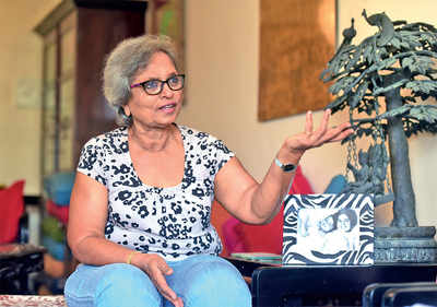 The Forgiveness Special: After her husband cheated on her, Arunaraje Patil pulled herself back up