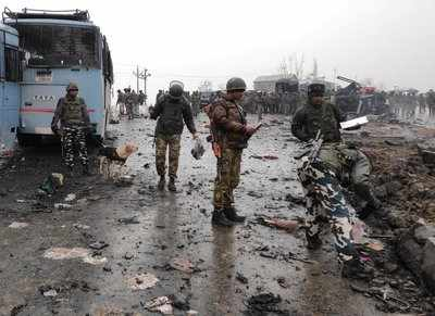 After Pulwama terror attack, Indian Army now subjected to fake news