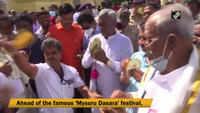 Elephant Abhimanyu to lead 'Mysuru Dasara' procession