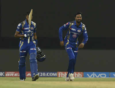 Mumbai Indians pull of thrilling win over KKR