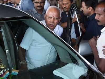 CM BS Yediyurappa allocates portfolios to new ministers, keeps Bengaluru Development