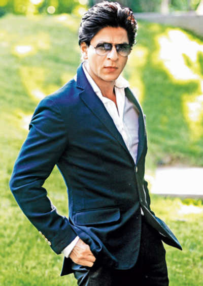 SRK spreads his wings