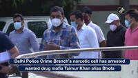 Delhi Police nabs wanted drug mafia Taimur Khan