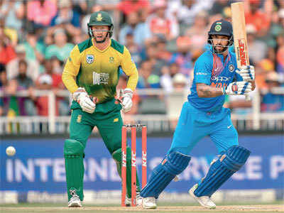 As expected, India begin T20 series with a win