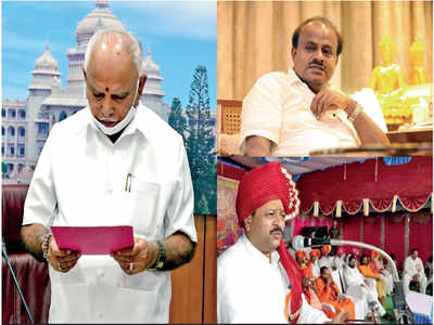 'BS Yediyurappa will lose his chair soon, Centre not happy with him'