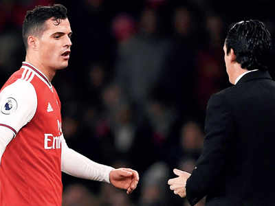 Arsenal set to sell Granit Xhaka in January