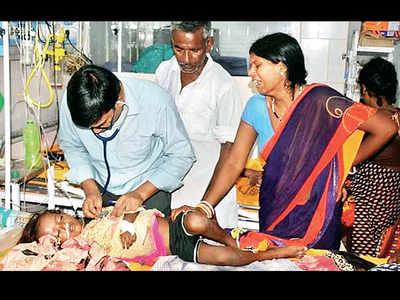 'Intense heat' kills 43 children in Muzaffarpur