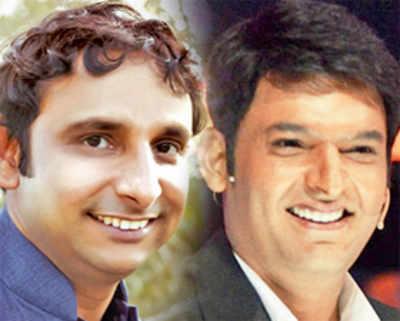 Inaamulhaq comes on-board Kapil Sharma's Firangi