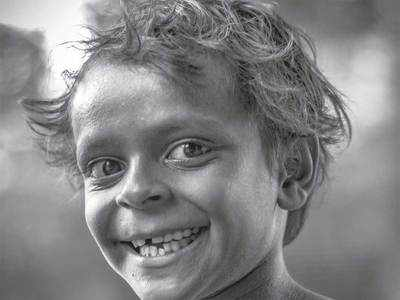 That million dollar smile