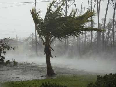 Photos: Monster storm Dorian batters Bahamas, kills 5 in 'historic tragedy'